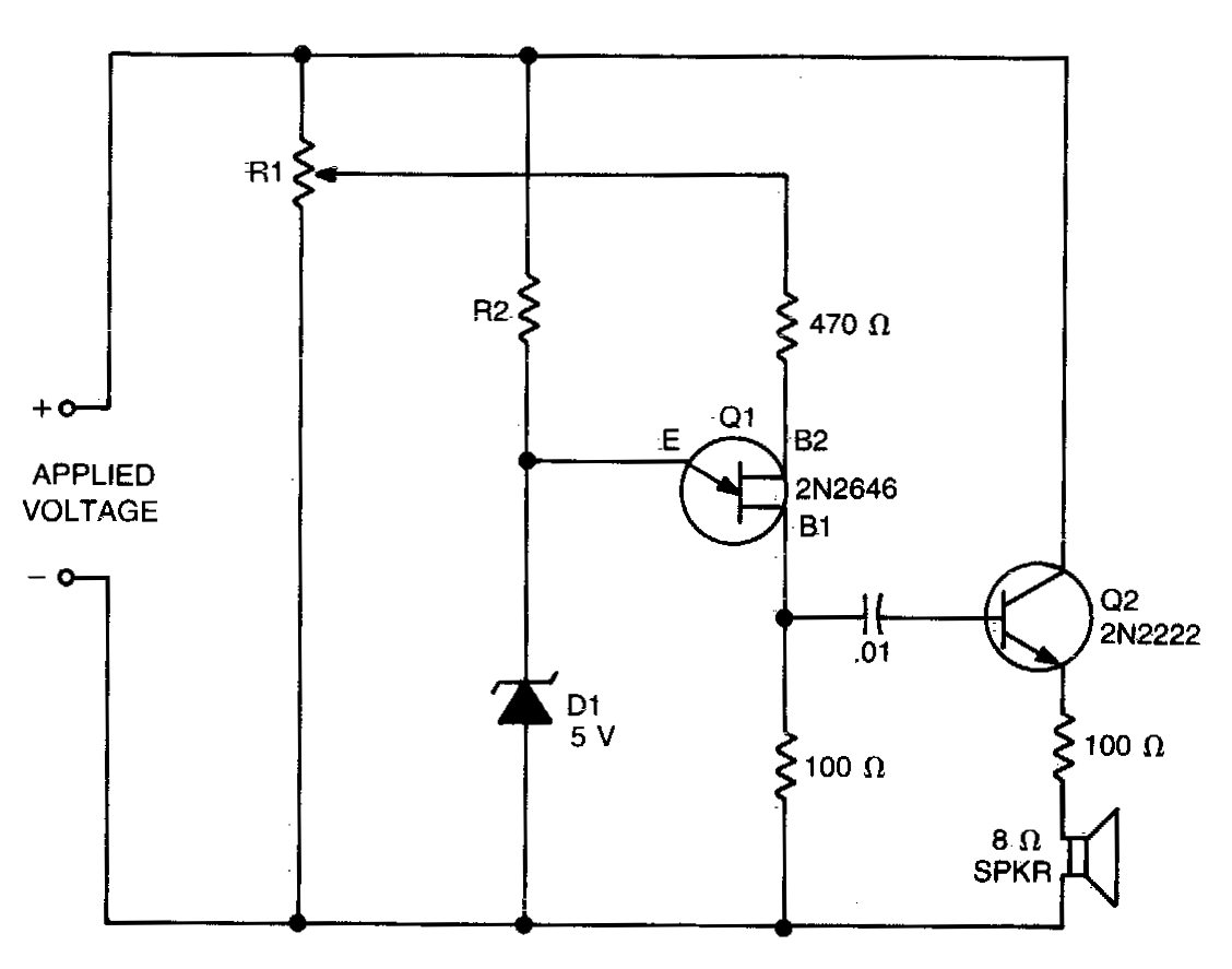 LowVoltageDetector circuit is a microcontroller or