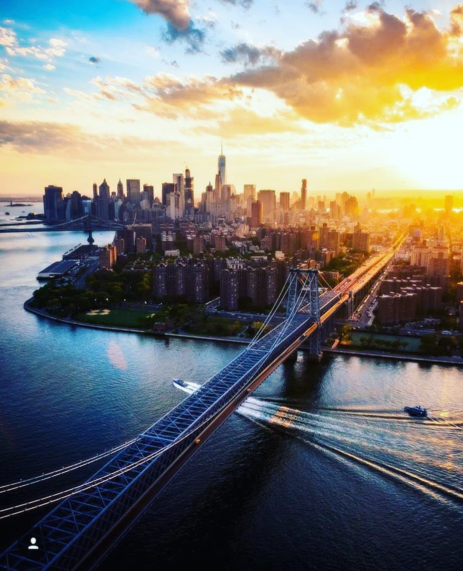 "NEW YORK? Where To Go in  NYC on Instagram: ""NYC is expected to get 76 degree weather this weekend. . For the first time in recent memory, the National Weather Service's five-day…"""