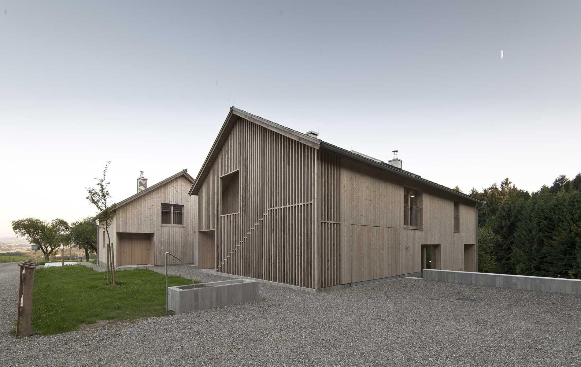 Wochenendhaus d holzhaus modern was wir bauen for Wochenendhaus modern bauen