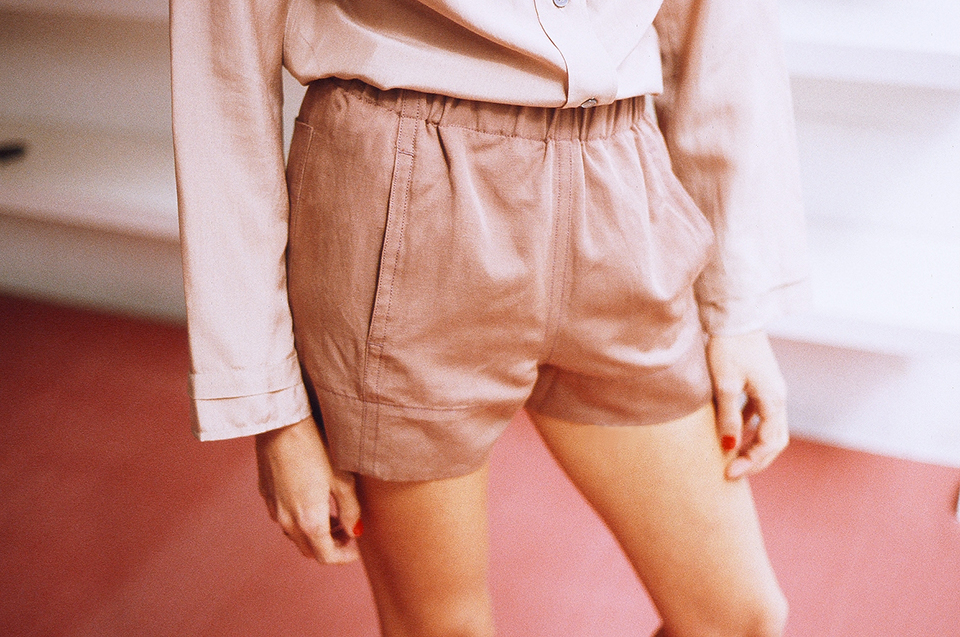 Christophe Lemaire - Blush #shopbird15 and #SS14