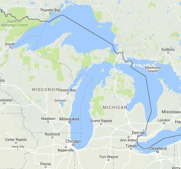 Discover Ideas About Michigan Interactive Usda Plant Hardiness Zone Map