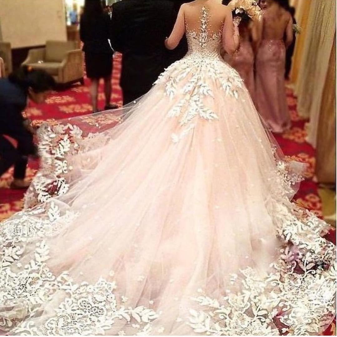 Watch - All wedding diamond dress photo video