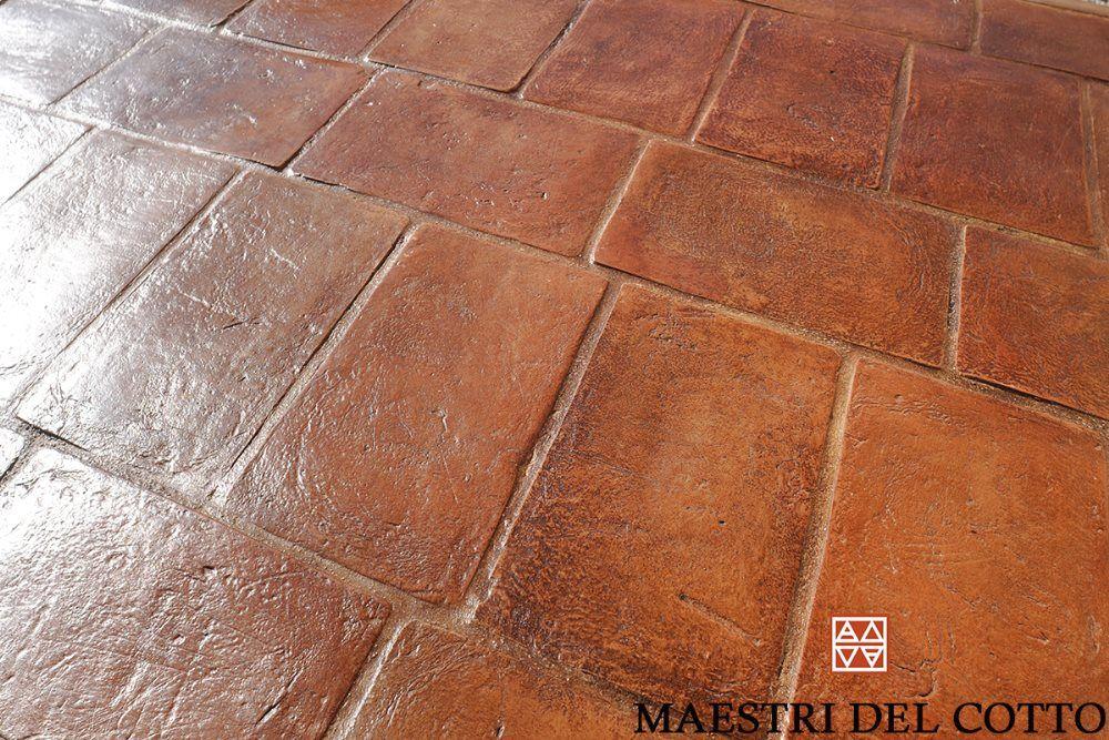 Pavimenti In Cotto Fatto A Mano : Maestri del cotto cotto fatto a mano e cotto a legna per