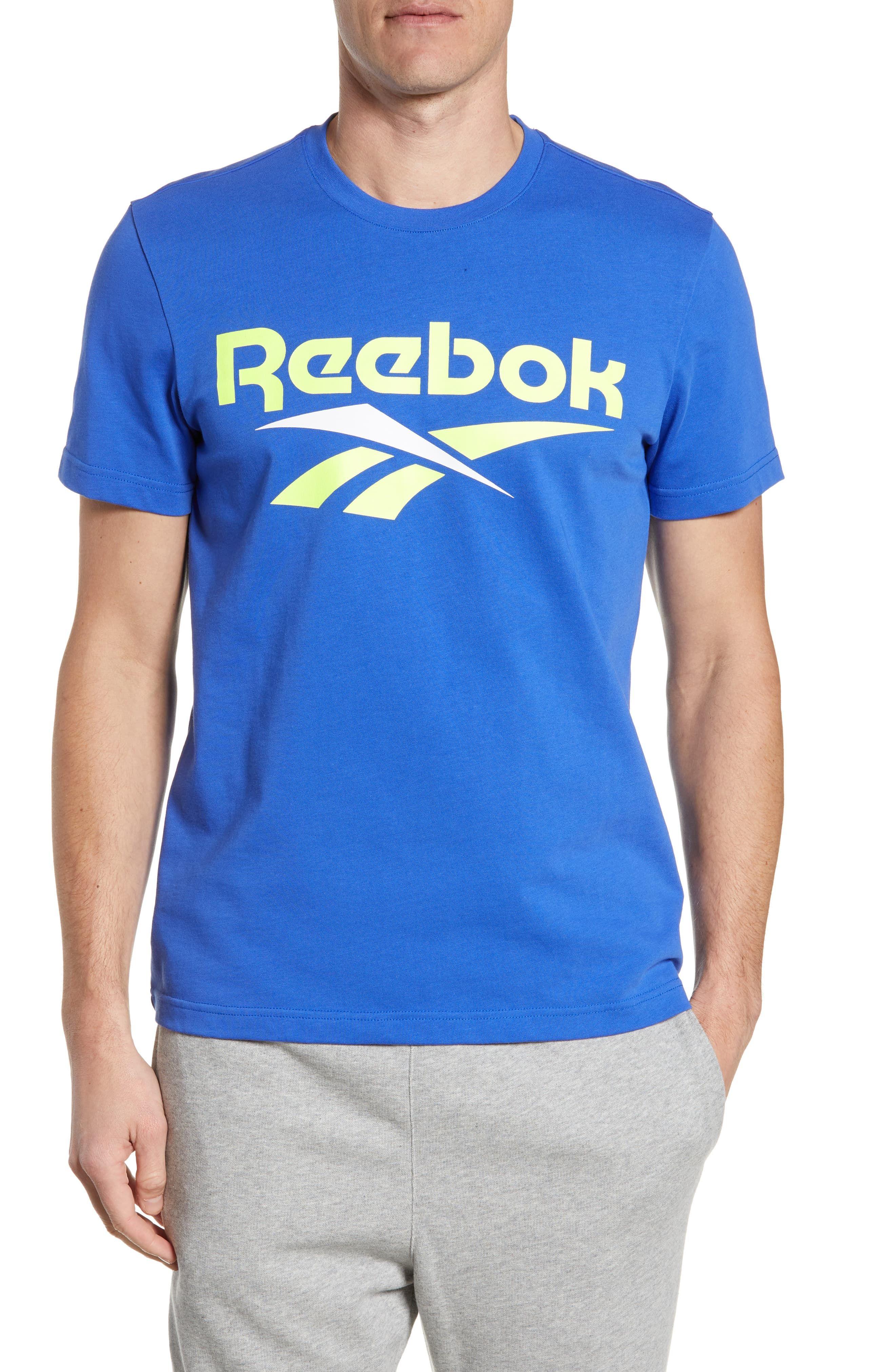 reebok t shirt online shopping