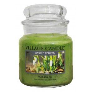 Village Candle Limited Edition Medium Jar - Awakening