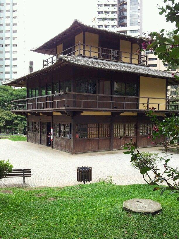 Casa japonesa de arte e cultura casas japonesas casas for Casa moderna japonesa