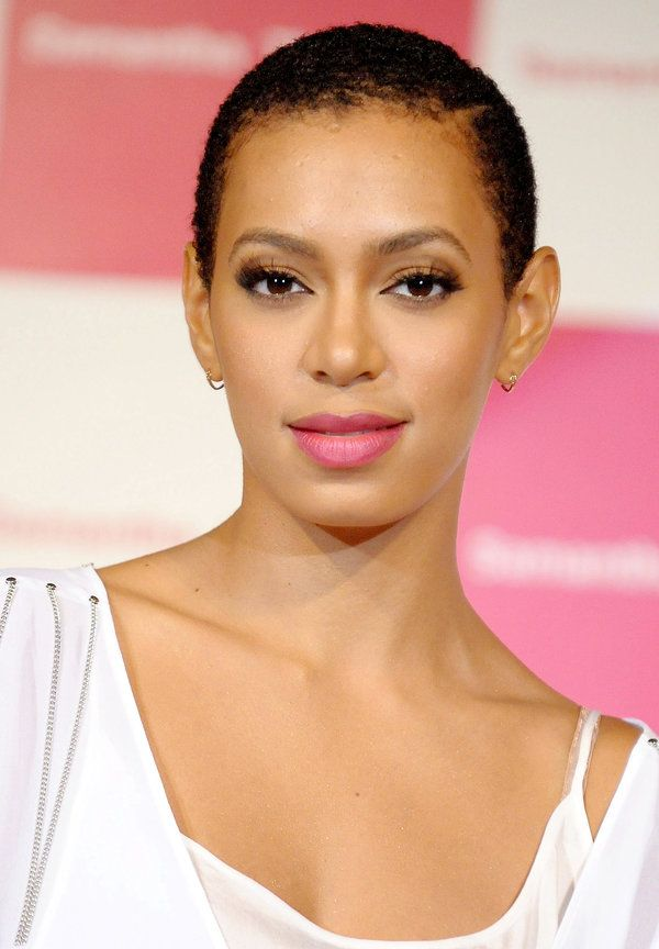Behold 41 Solange Knowles Hairstyles That Will Totally Inspire Big Chop Hairstyles Natural Hair Styles Short Hair Styles
