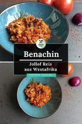 african food Cuisine african food Jollof Rice Gut Kostenlos Vegetarische Rezepte chinesisch Vorschläge  Benachin  Jollof Reis aus Westafrika  Ein afrikanisches Rezep...