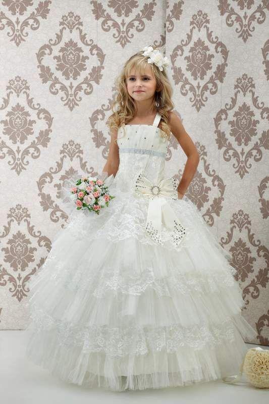 69765f7be4b Детские нарядные платья - Свадебный салон Лиэль