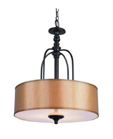 Trans Globe Lighting 9624 3 Light Hanging Large Pendant