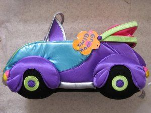 Groovy Girls Outrageous Auto Convertible Vehicle Car (2006) by Manhatten Toy Europe Ltd. $25.00