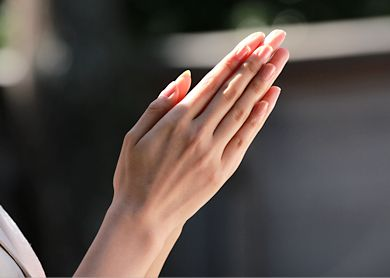 参拝の作法とマナー|ご参拝・ご祈祷|伊勢神宮