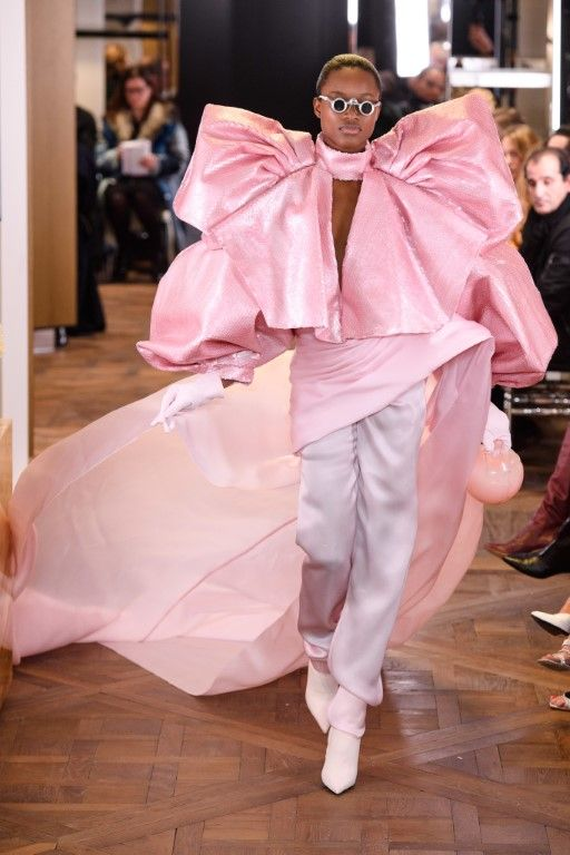 Balmain Spring Summer 2019 Haute Couture Collection – Paris