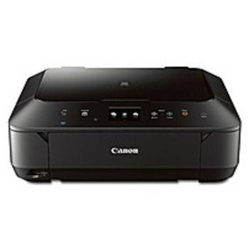 Canon PIXMA 9539B002 MG6620 Wireless Photo All-in-One Inkjet Printer - 4800 x 1200 dpi Color, 600 x 600 dpi Black - 3.0-inch LCD Display - USB - 100-240V AC, 50-60 Hz - Black