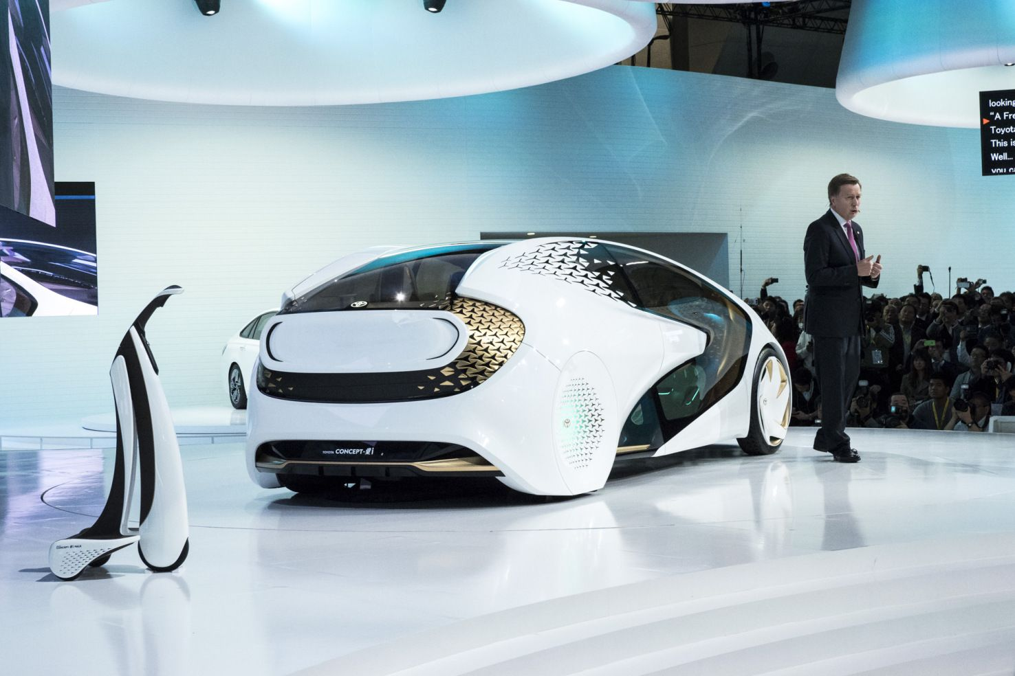Toyota wants to get us truly crushing on cars (With images