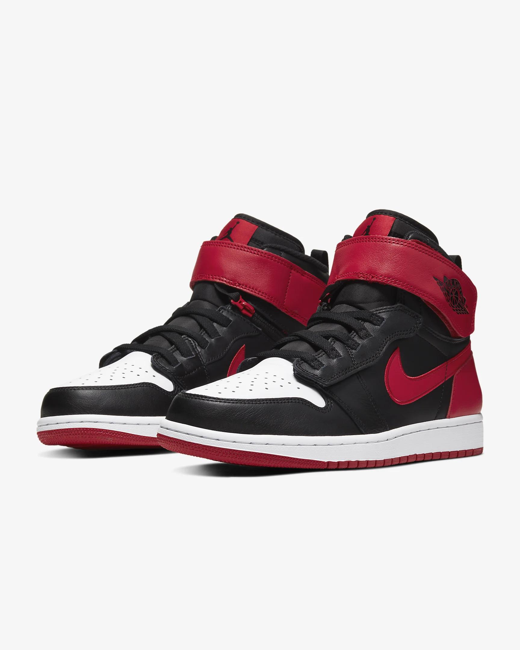 Air Jordan 1 Hi FlyEase Sneakers fashion, Sneakers men