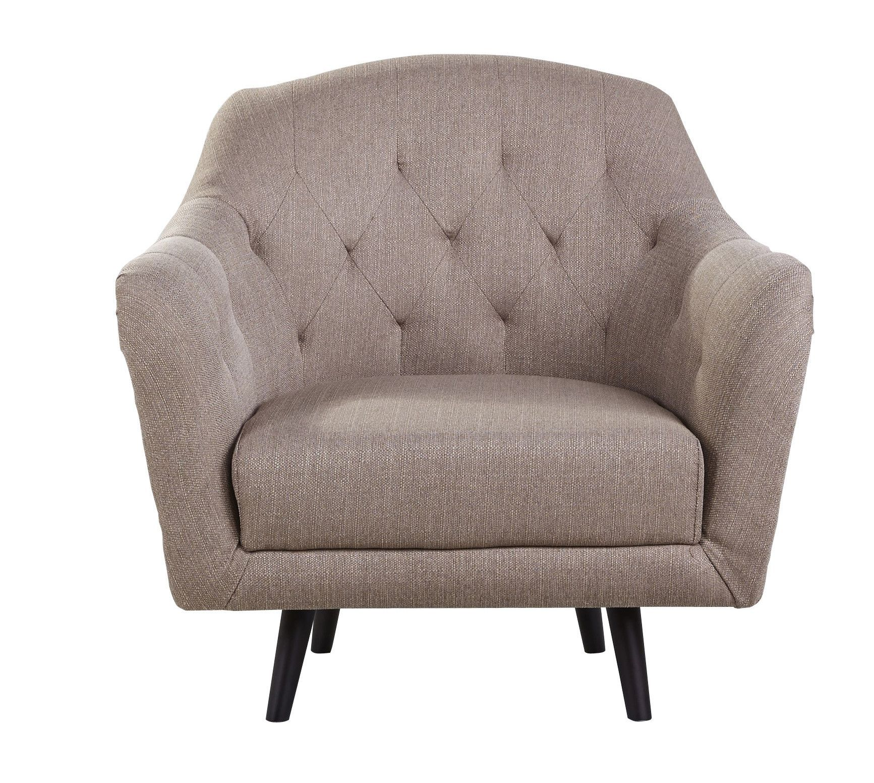 Aurora Armchair | Accent chairs for living room, Fabric ...