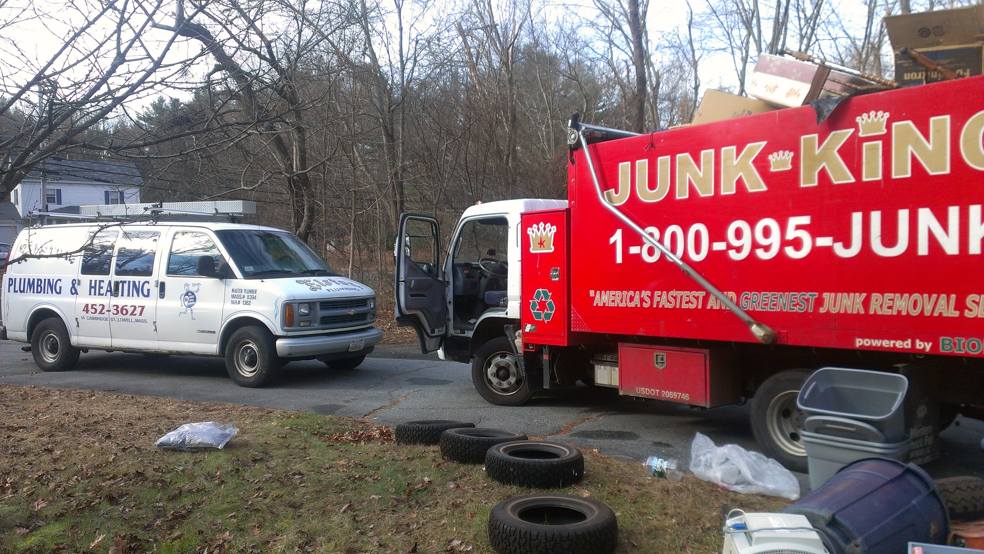 What Does Junk King Do When We Need To Disconnect A Gas Dryer Stove Before Removal Call A Local Plumber Of Course Junk Removal Middlesex Dumpster Rental