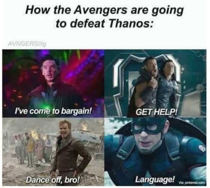 54 Epic Marvel Memes That Are Too Funniest to Laugh #epicmovie