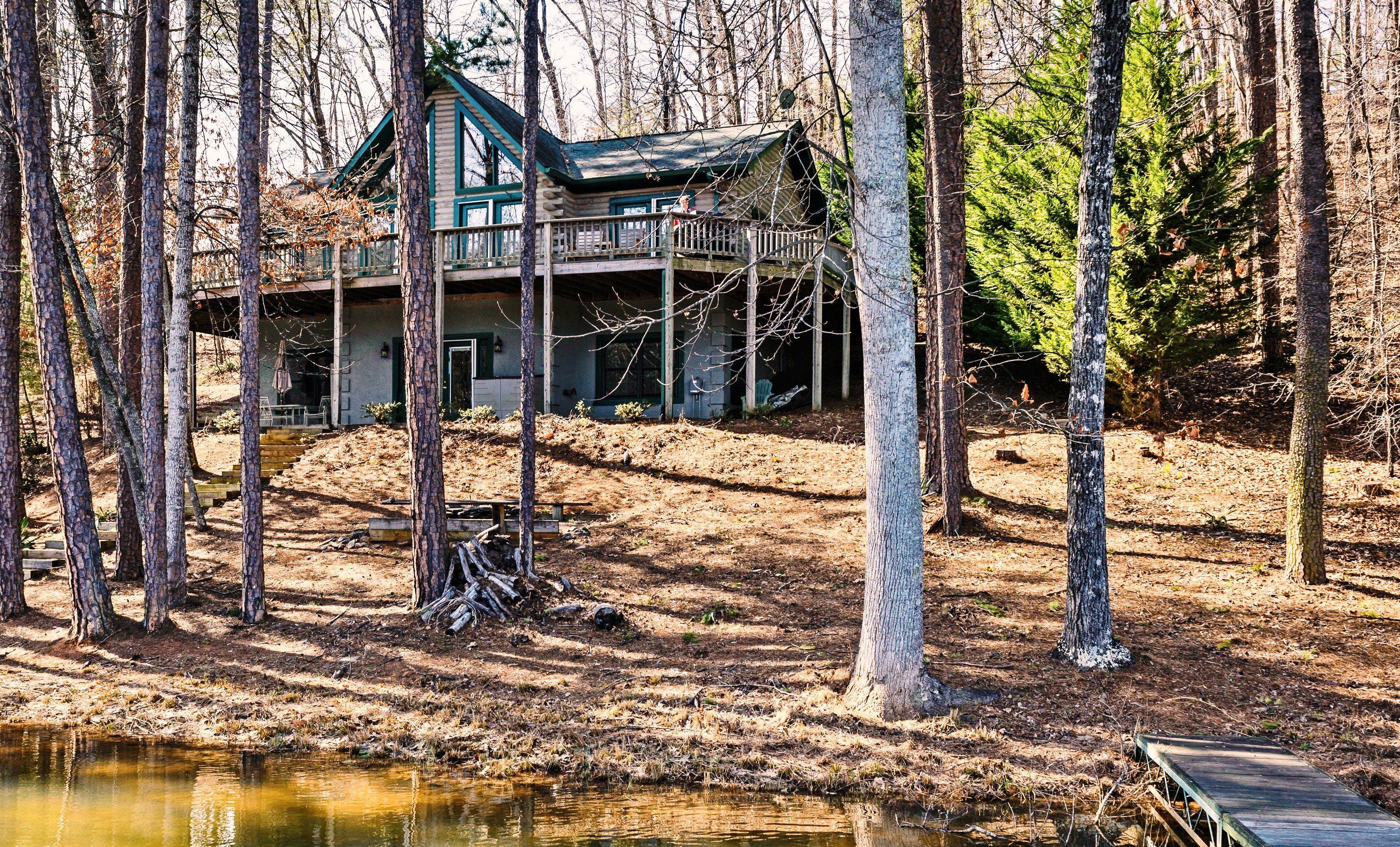 For sale lakefront log cabin lakefront lakefront homes