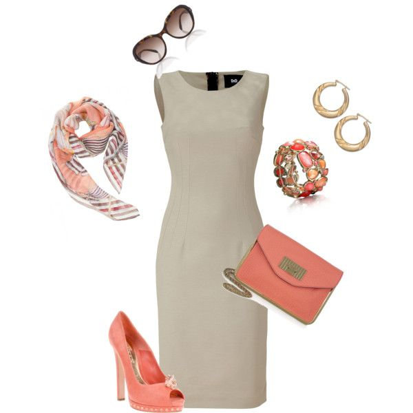 Chic, created by texan108 on Polyvore