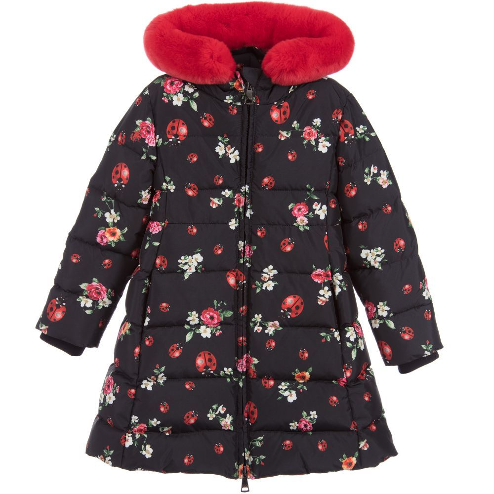 fe27d794a Girls  Coccinelle  Down Coat