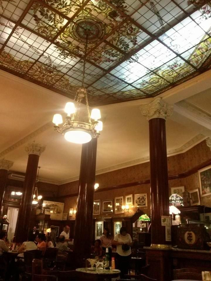 Cafe Tortoni Buenos Aires Opiniones de Cafe Tortoni