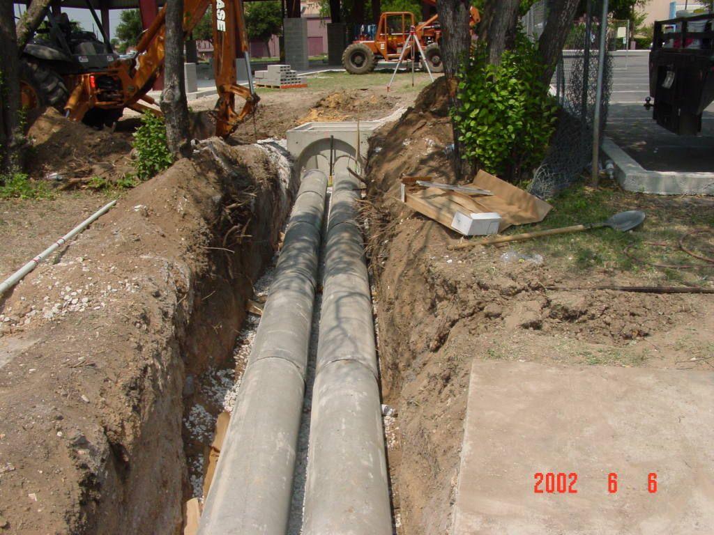Underground Utilities Underground, Lake, Volusia county