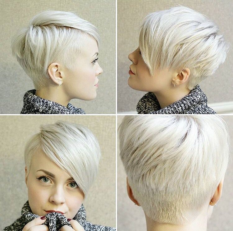All Angles Pixie Perfection Short Hair Don T Care In 2019