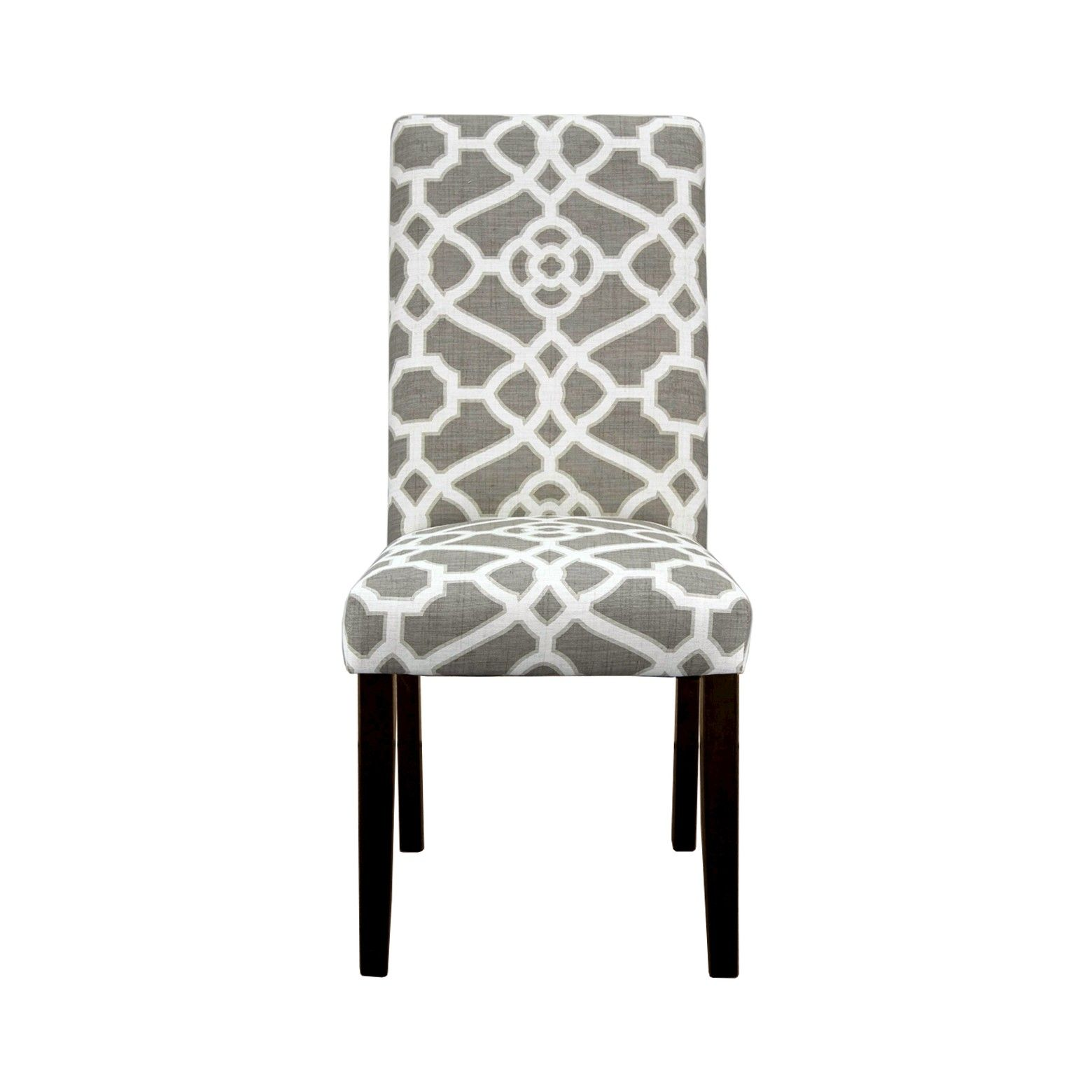 Absolutely timeless this accent dining chair has the chic finishing