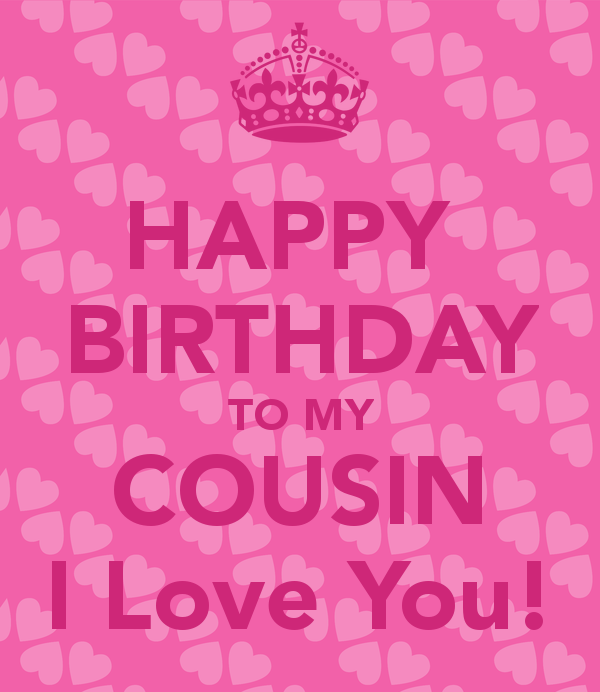 Birthday Cards Cousins Birthday Cards Wishes – Birthday Cards for Cousins