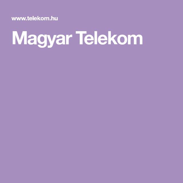 Magyar Telekom Tel