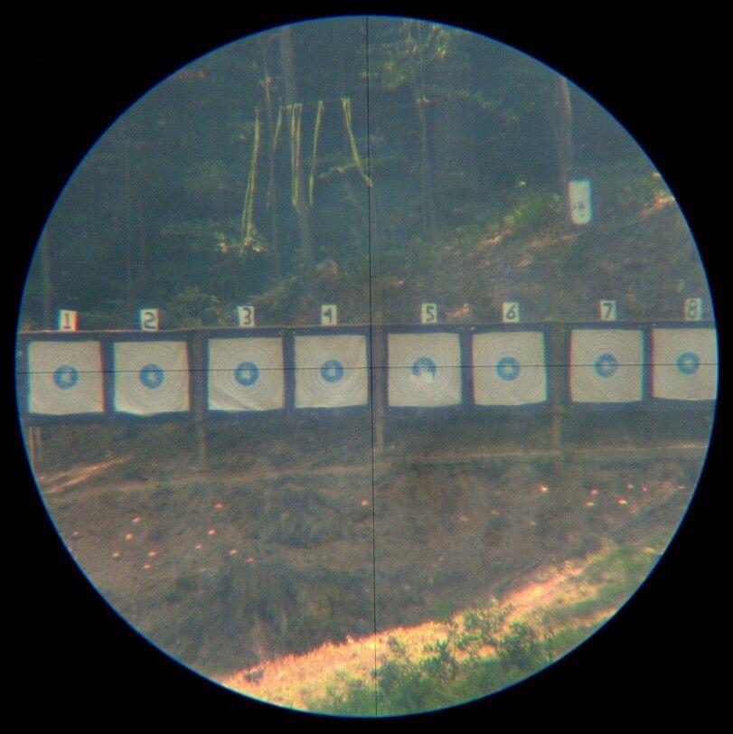 1000 Yard View In Spotting Scope Spotting Scopes Scope Yard