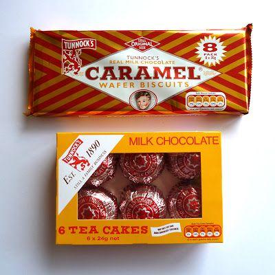 Gumo Gazette Tunnock S Tea Cakes And Caramel Wafers Yum Tea Cakes Tunnocks Tea Cakes Caramel