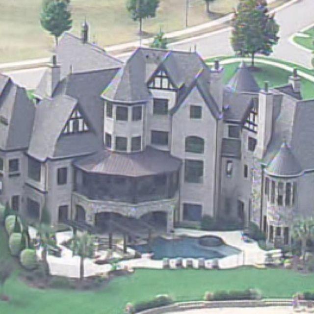 Kyle And Samantha Busch's Home