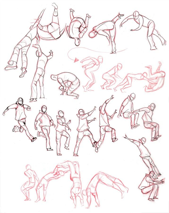 Fancy Angles And Quite Correct Movements Lovely To See Drawing Parkour Can Be Tricky Sometimes I Mean Doing It Irl Drawings Movement Drawing Drawing Poses
