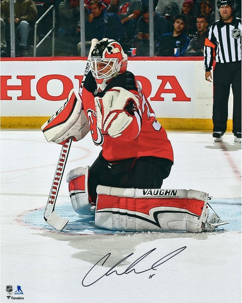 buy popular 8bd29 908ab Cory Schneider New Jersey Devils Autographed 16x20 Glove ...