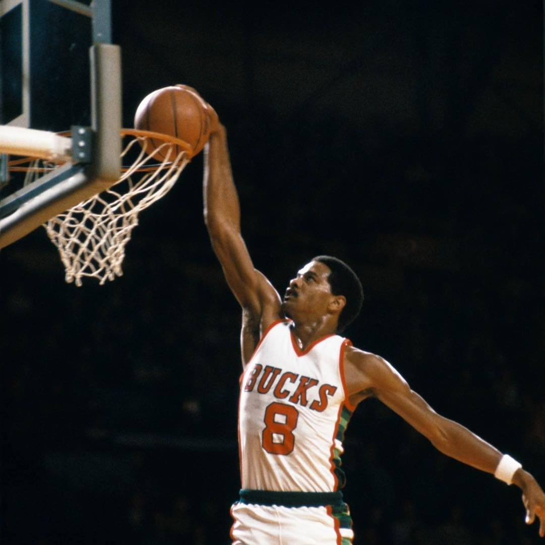 Marques Johnson dropped 33 points in Game 4 of the 1983 Eastern