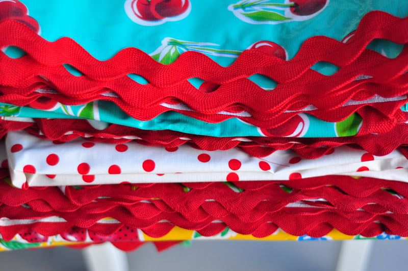 Aesthetic Nest Sewing Oilcloth Tablecloths Love