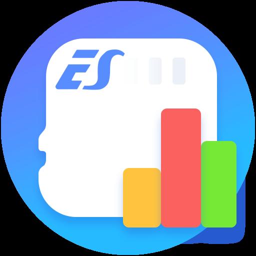 ES Disk Analyzer Storage Space 1.0.2.9 APK mirror files
