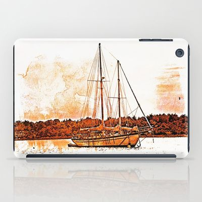 Setting Sail iPad Case by InDepth Designs - $60.00