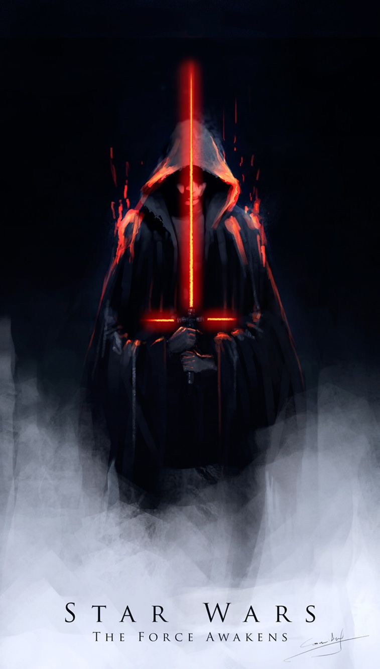 Star Wars The Force Awakens Wallpapers Wallpaper Cave Adorable