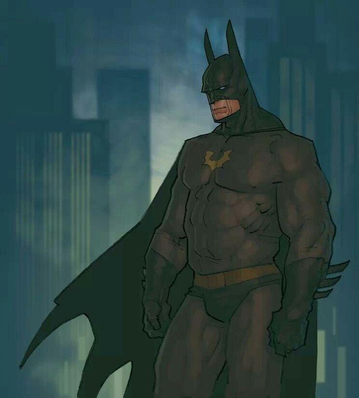 Batman by Didier Cassegrain *