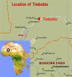 Timbuktu Map Bing