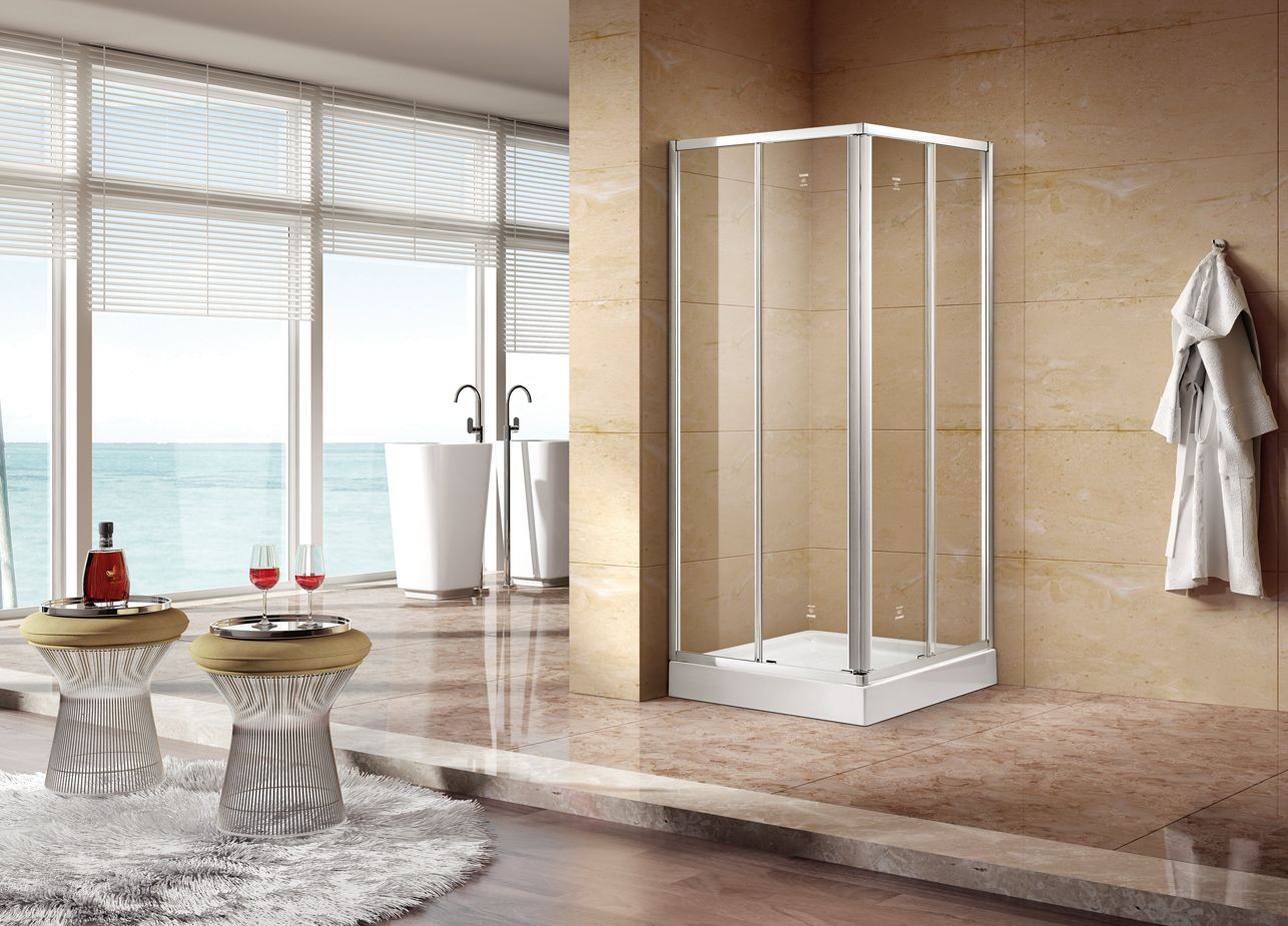 Shop shower doors in the shower accessories section of dabbl and get ...