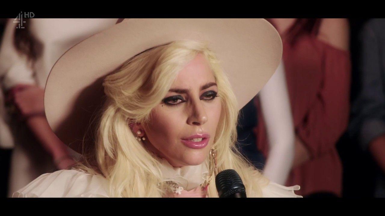 Lady Gaga - Million Reasons [Live HD on Alan Carr's Happy Hour 09/12/16]