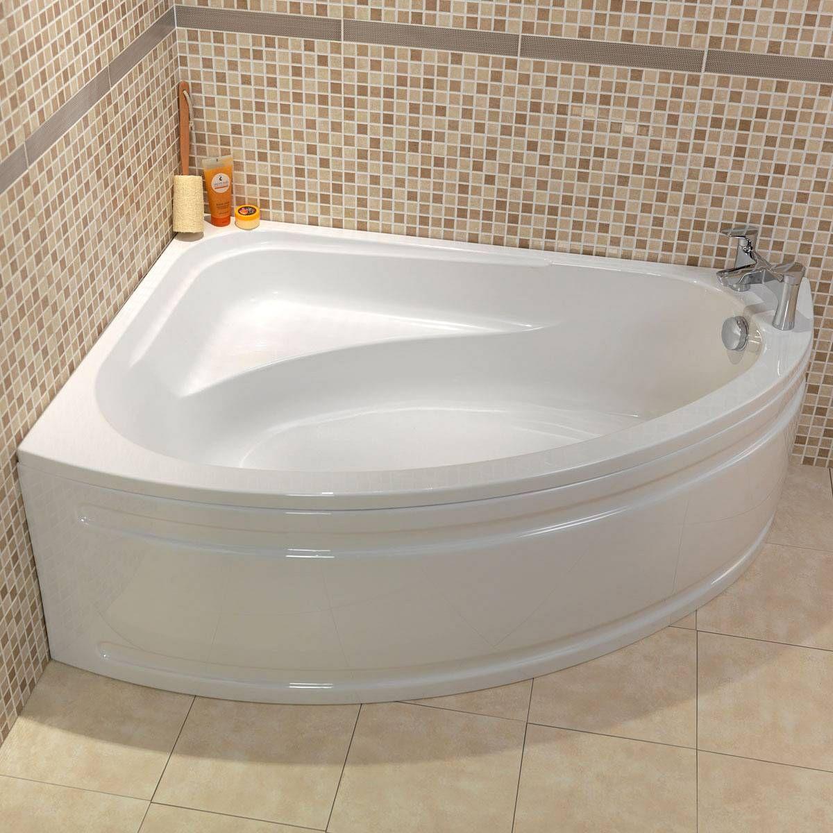 Camden Corner Bath LH 1500mm Victoria Plumb | House refurb ...