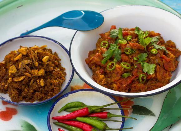 Burmese Relish