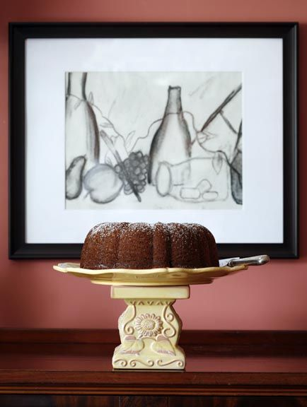 Spiced Honey Cake