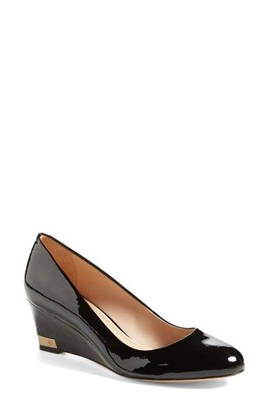 aa62d03df Tory Burch  Astoria  Wedge Pump (Women) available at  Nordstrom Color  Black
